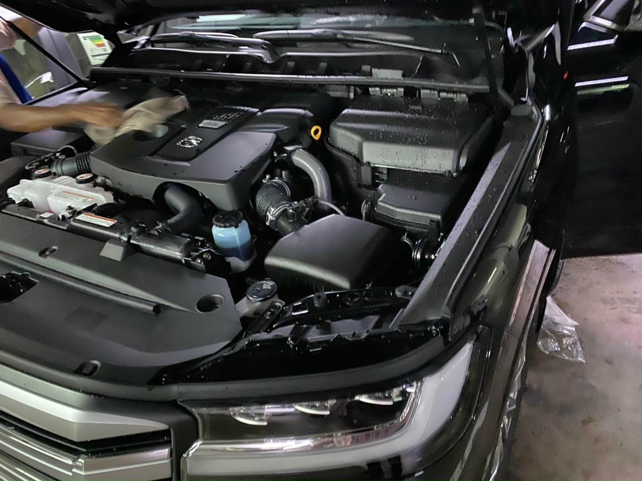 Bán Toyota Land Cruiser V6 3.5 Turbo, Model 2022 bản nhập Trung Đông, full kịch đồ, xe có sẵn