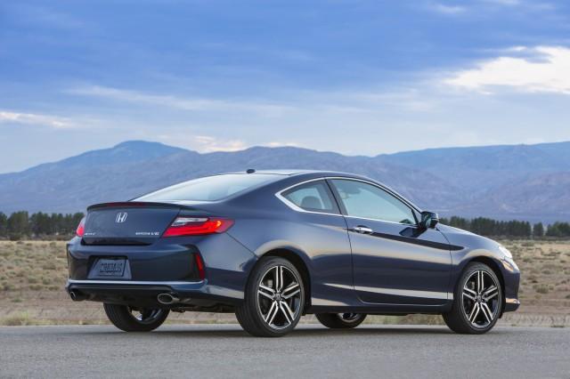 Honda Accord EX mạnh mẽ,  trang bị nhiều tiện nghi