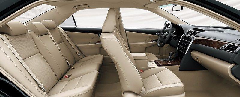 Đánh giá xe Toyota Camry 2.4 Cũ