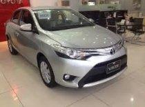 Cần bán xe Toyota Vios J đời 2016, màu bạc giá 514 triệu tại Nghệ An