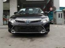 Cần bán gấp Toyota Camry Q đời 2016, màu đen giá 1 tỷ 380 tr tại Hà Tĩnh