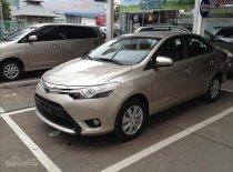 Cần bán Vios G đời 2016, màu vàng, giá rẻ nhất Toyota Vinh, Toyota Nghệ An giá 600 triệu tại Nghệ An