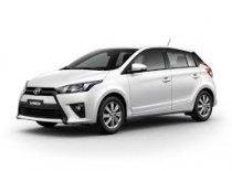 Cần bán gấp Toyota Yaris E đời 2016, màu trắng, nhập khẩu nguyên chiếc giá 610 triệu tại Nghệ An