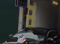 Cần bán gấp Toyota Corolla altis G đời 2008, màu đen số tự động giá 598 triệu tại Hà Nội