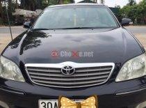 Bán Toyota Camry 3.0V6 2003, màu đen, 380tr giá 380 triệu tại Hà Nội