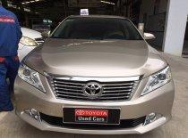 Bán Toyota Camry 2.5G đời 2014, màu nâu vàng giá 1 tỷ 110 tr tại Tp.HCM