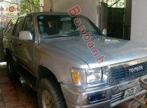 Cần bán xe cũ Toyota 4 Runner đời 1996, màu bạc giá 84 triệu tại Vĩnh Phúc