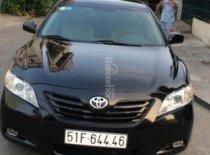 Cần bán xe Toyota Camry 2.4 LE đời 2008, màu đen giá 800 triệu tại Tp.HCM