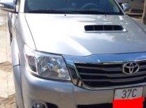 Bán Toyota Hilux đời 2015, màu bạc chính chủ, giá chỉ 650 triệu giá 650 triệu tại Hà Tĩnh