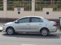 Cần bán xe Toyota Vios E đời 2010, màu bạc, giá 460tr giá 460 triệu tại Bình Dương