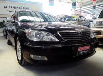 Bán xe Toyota Camry 3.0V sản xuất 2002 màu đen giá 470 triệu tại Tp.HCM