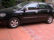 Cần bán xe Toyota Corolla Altis 1.8G đời 2001, màu đen giá 275 triệu tại Hà Nội