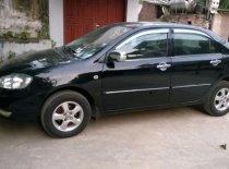 Cần bán xe Toyota Corolla altis 1.8G đời 2001, màu đen giá 278 triệu tại Hà Nội
