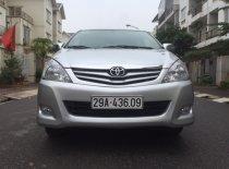 Cần bán Innova 2.0G mầu bạc chính tên tôi, Công chức đi làm hàng ngày, xe đời 2011, không có va chạm giá 528 triệu tại Hà Nội
