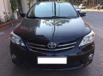 Bán Toyota Corolla altis G đời 2011, màu đen như mới giá 610 triệu tại Hải Phòng