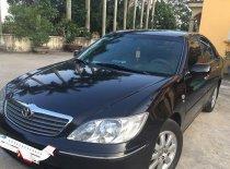 Bán Toyota Camry đời 2003, màu đen, giá chỉ 445 triệu giá 445 triệu tại Hà Nội