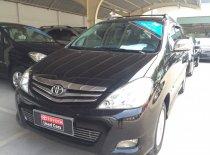 Bán xe Innova V số tự động sản xuất 2010 màu đen giá 595 triệu tại Tp.HCM