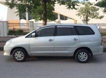 Bán xe Toyota Innova G đời cuối 2008, màu bạc, chính chủ biển Hà Nội giá 405 triệu tại Hà Nội