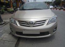 Cần bán xe Toyota Corolla Altis G đời 2011, màu vàng, xe gia đình, 580tr giá 580 triệu tại Khánh Hòa