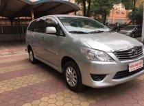 Bán Toyota Innova 2.0 E đời 2014, màu bạc giá cạnh tranh giá 660 triệu tại Hà Nội