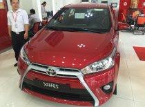 Cần bán xe Toyota Yaris G đời 2017, màu đỏ, nhập khẩu chính hãng giá 627 triệu tại Tp.HCM