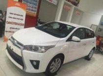 Bán ô tô Toyota Yaris G đời 2017, màu trắng, xe nhập giá 590 triệu tại Tp.HCM