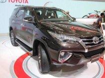 Cần bán lại xe Toyota Fortuner 2.7V (4X4) đời 2017, màu nâu, nhập khẩu chính hãng giá 1 tỷ 308 tr tại Tp.HCM