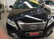 Bán Toyota Camry năm 2014, màu đen giá 1 tỷ 10 tr tại Tp.HCM