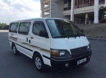Bán Toyota Hiace MT đời 2005, màu trắng hỗ trợ thủ tục hoán cải giá 180 triệu tại Hà Nội