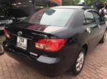 Bán Toyota Corolla Altis G sản xuất 2008, màu đen giá cạnh tranh giá 420 triệu tại Hà Nội