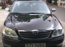 Cần bán gấp Toyota Camry 3.0 V6 2005, màu đen giá 490 triệu tại Tp.HCM