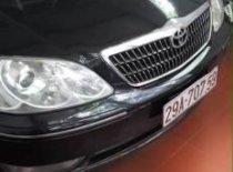 Bán xe Toyota Camry 3.0 V6 sản xuất 2005, màu đen chính chủ, 450tr giá 450 triệu tại Thái Bình