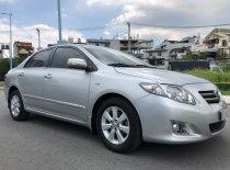 Cần bán lại xe Toyota Corolla Altis G đời 2011, màu bạc, số sàn giá 418 triệu tại Tp.HCM
