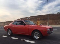 Bán xe Toyota Celica LT đời 1971, màu đỏ, xe nhập chính chủ giá 300 triệu tại Bình Dương