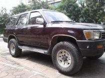 Bán ô tô Toyota 4 Runner đời 1996, màu tím, nhập khẩu Nhật Bản, giá tốt giá 128 triệu tại Hà Nội