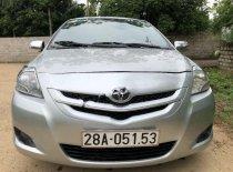 Cần bán xe Toyota Vios G đời 2007, màu bạc số tự động, giá chỉ 285 triệu giá 285 triệu tại Ninh Bình
