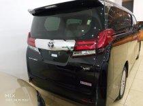 Cần bán Toyota Alphard 3.5 V6 đời 2018, màu đen, xe nhập giá 4 tỷ 290 tr tại Hà Nội