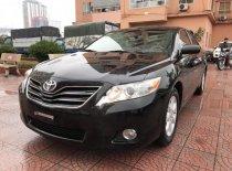 Bán Toyota Camry LE đời 2009, màu đen, xe nhập, nguyên bản từ đầu giá 768 triệu tại Hà Nội