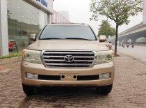 Bán Toyota Land Cruiser 5.7 USA năm 2009, màu vàng, nhập khẩu giá 2 tỷ 405 tr tại Hà Nội