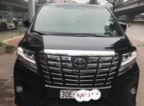 Bán Toyota Alphard 3.5L V6 đời 2016, màu đen, nhập khẩu  giá 3 tỷ 888 tr tại Hà Nội