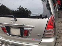 Cần bán gấp Toyota Innova đời 2007, màu bạc giá 380 triệu tại Phú Yên