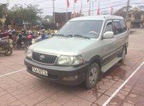 Cần bán lại xe Toyota Zace đời 2005, màu bạc, giá tốt giá 305 triệu tại Quảng Trị