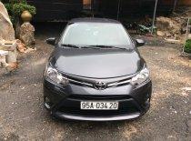 Cần bán xe Vios tháng 11/2017 màu xám lông chuột, số tự động giá 535 triệu tại An Giang