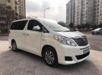 Bán Toyota Alphard 3.5L V6 đời 2015, màu trắng, nhập khẩu, ít sử dụng giá 2 tỷ 980 tr tại Hà Nội