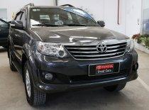 Bán xe Toyota Fortuner V năm 2012, màu xám (ghi), xe giá tốt 740tr giá 740 triệu tại Tp.HCM