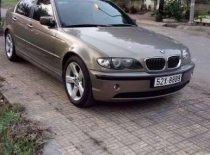 Bán xe BMW 3 Series 325i đời 2005, nhập khẩu xe gia đình, giá 320tr giá 320 triệu tại Đồng Nai