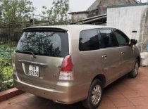 Chính chủ bán xe Toyota Innova G đời 2010, màu vàng giá 428 triệu tại Thái Bình