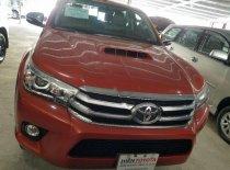 Cần bán lại xe Toyota Hilux 3.0G sản xuất năm 2016, màu đỏ, nhập khẩu nguyên chiếc, 880tr giá 880 triệu tại Tp.HCM