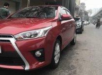 Cần bán lại xe Toyota Yaris đời 2017, màu đỏ, xe nhập giá 668 triệu tại Nam Định