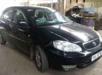 Chính chủ bán Toyota Corolla altis sản xuất 2003, màu đen giá 220 triệu tại Nam Định